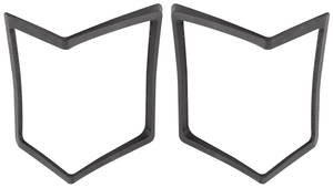 1970-72 Tail Lamp Housings Gaskets, El Camino & Wagon