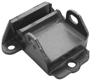 1964-67 Chevelle Motor Mount - Mounts To Block (Rubber) Small-Block
