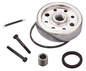 1964-1967 Chevelle Oil Filter Conversion Kit, by Mr. Gasket
