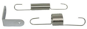 1961-73 GTO Throttle Return Spring Kit for Edelbrock Carbs, by Mr. Gasket