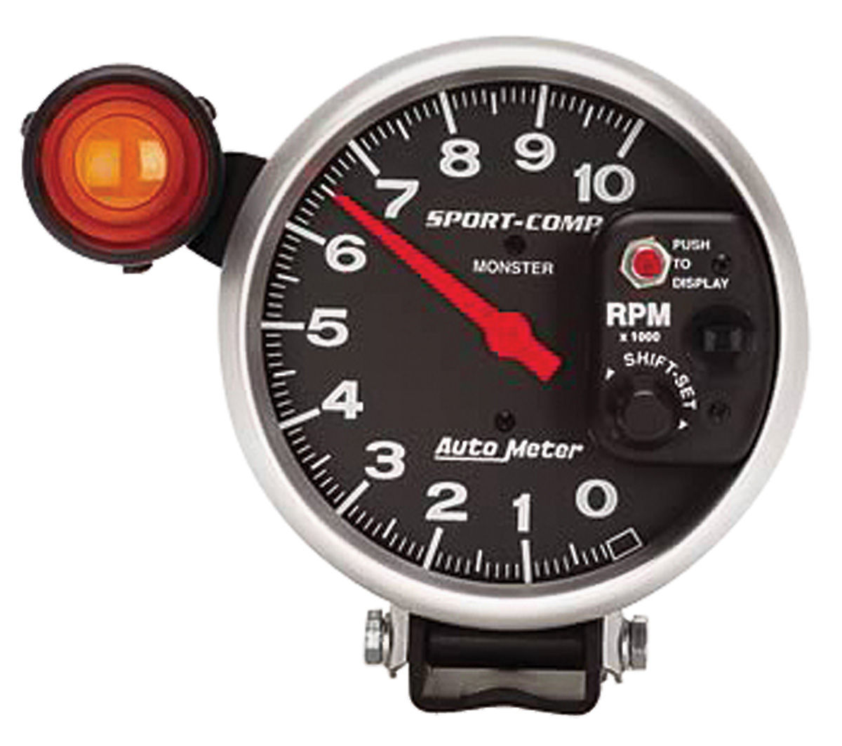 "Photo of Tachometer, Sport-Comp 5"" (10,000 rpm)"
