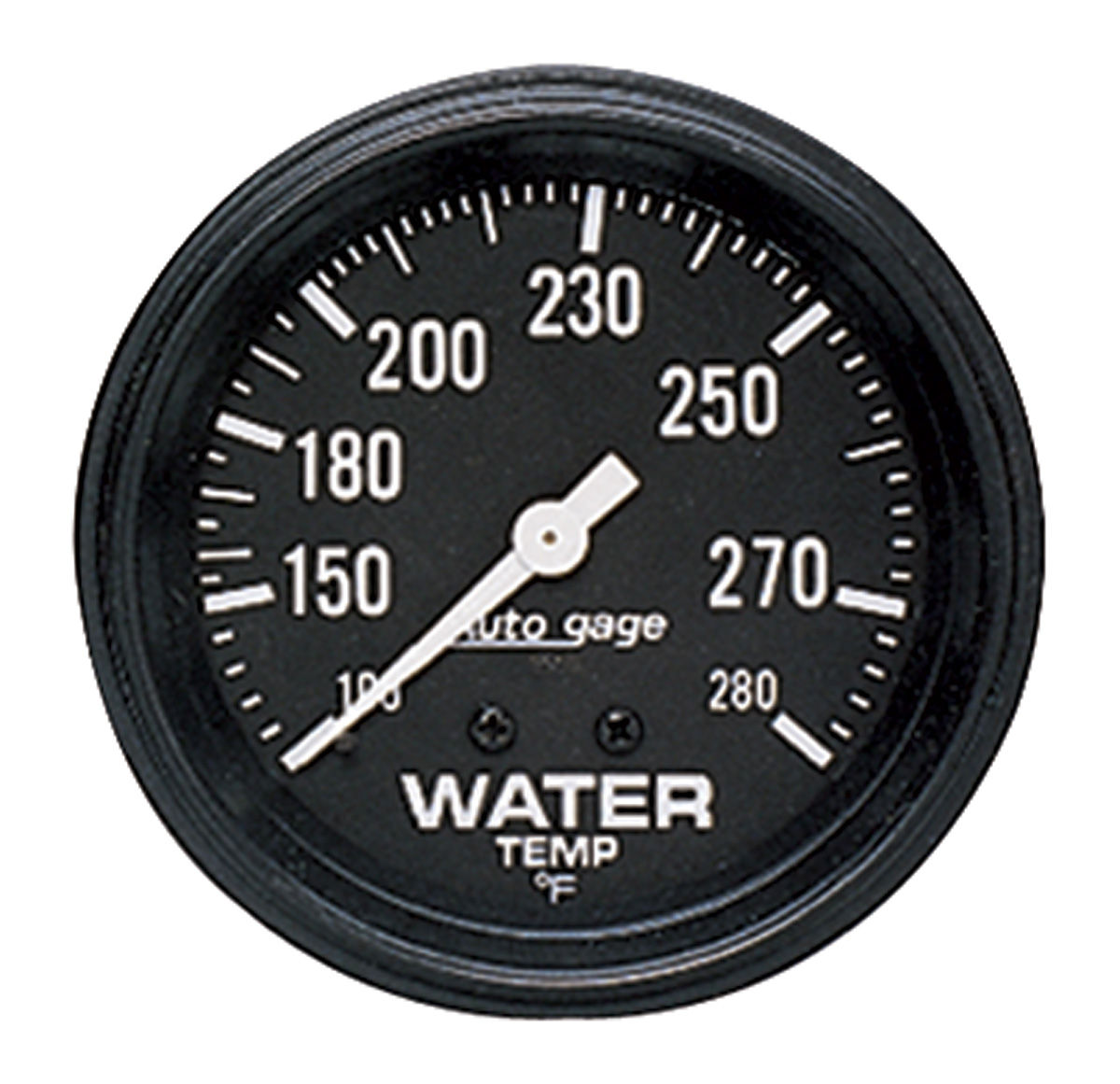 "Photo of Gauge, Autogage 2-5/8"" (Water Temperature - 100°-280° F)"