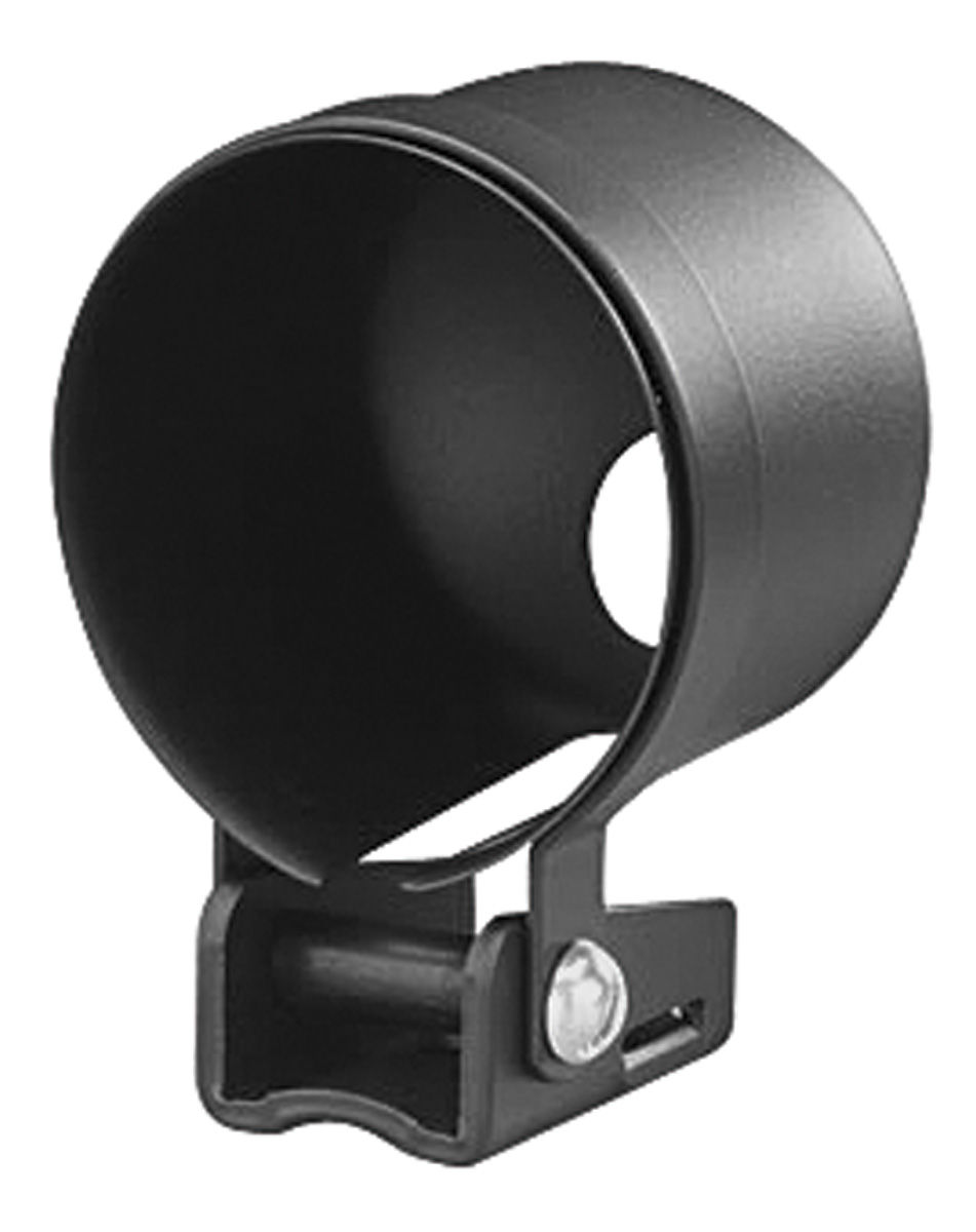 "Photo of Gauge Mounting Cup, 2-5/8"" (Black)"