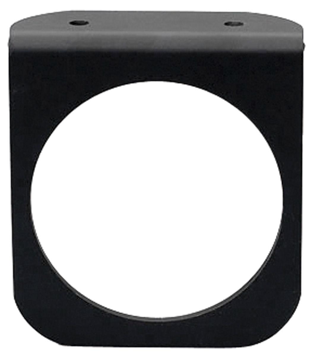 "Photo of Gauge Black Gauge Panel, 2-5/8"" one hole"