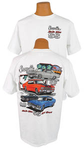 1964-1977 Chevelle Make Mine An SS T-Shirt, by Hot Rods Plus