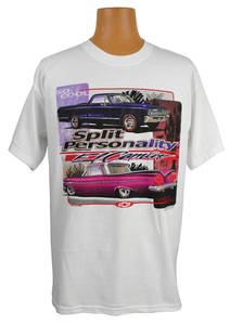 """1964-1977 El Camino El Camino """"Split Personality"""" T-Shirt"""