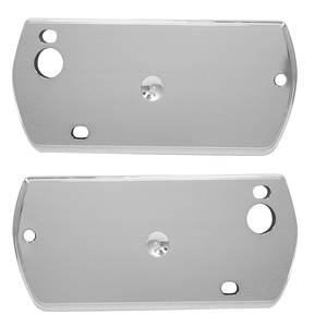 "1969-1970 Catalina Armrest Base Back Plate Front; Catalina, 4-dr. (Short, 13""), by RESTOPARTS"