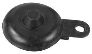 1964-68 Cutlass Battery Cable Cover Left Inner Fender Junction