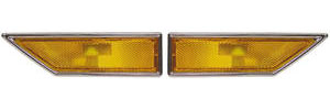 1970-1972 Cutlass Marker Light, 1970-72 Side Front