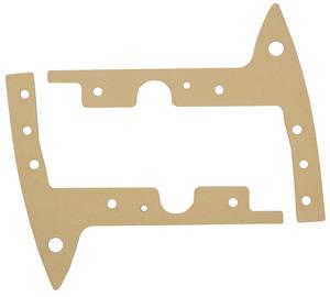 1966-67 Cutlass Hood Extension & Fender Cap Seal (All) Front