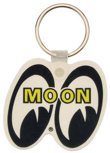 1961-1973 LeMans Moon Novelty Items Moon Keychain, by Clay Smith