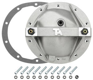 "1961-70 GTO Rear End Cover/Girdle 10-Bolt (BOP) 8.5"", by TA Performance"