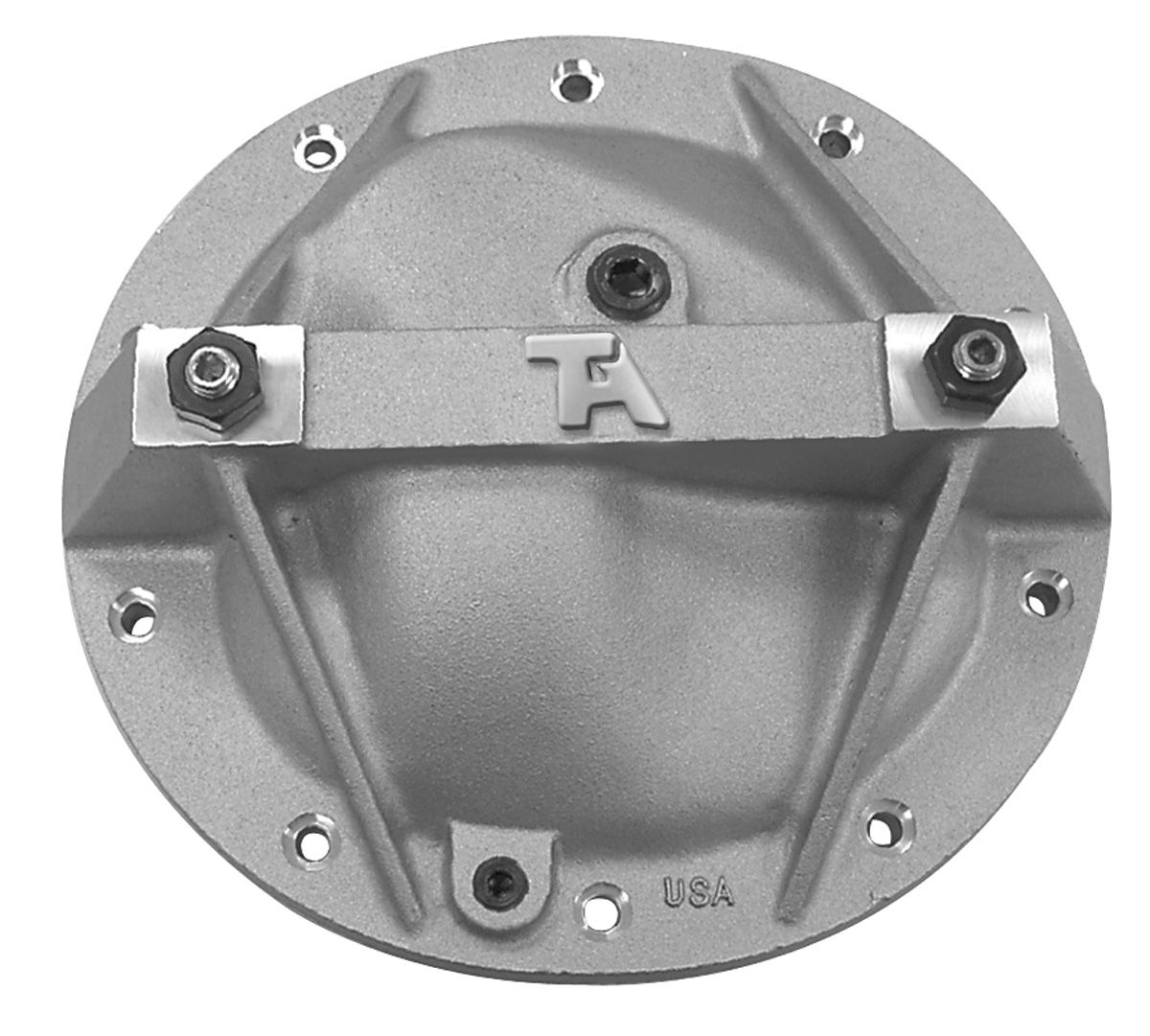 "Photo of Rear End Cover/Girdle 10-bolt GM 8.2"" & 8.5"""