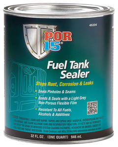 1961-73 Tempest POR 15 Fuel Tank Sealer 1-Quart