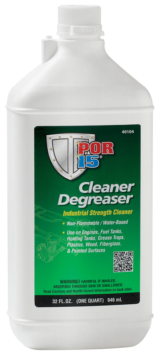 Photo of Cleaner Degreaser 1-quart
