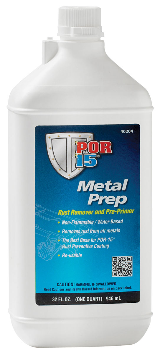 Photo of Metal Prep 32-oz.