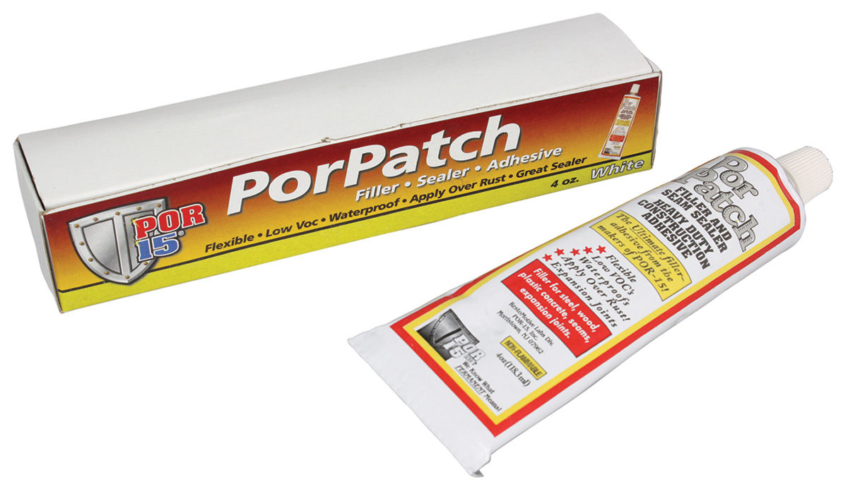 Photo of POR-Patch pearl (white)