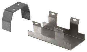 1967-69 Cutlass Console Mounting Brackets Automatic, 2-Piece