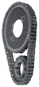 1964-1977 Cutlass Timing Chain, Premium Roller 350-455, by MILODON