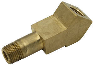 1967-74 Cutlass Oil Pressure Sender Elbow