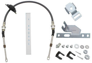 1967-69 Cutlass Shifter Conversion Kit Th350 & Th400