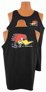 Clay Smith Tank Top (Black)