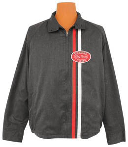 1978-88 Monte Carlo Clay Smith Gas Station Style Jacket Med.-XL