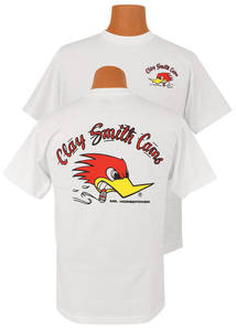 Clay Smith Cams Original T-Shirt (White)