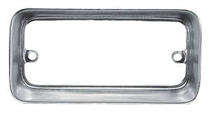 1968-1968 Cutlass Parking Lamp Bezel, 1968