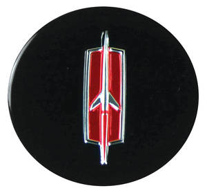 Cutlass/442 Wheel Ornament Decal, 1966-72 Super Stock SS I