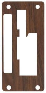 1968-1968 Cutlass Console Insert, Wood Grain Premium Hurst/Olds