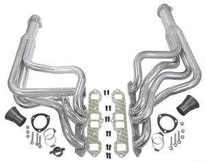 1965-72 Cutlass Headers, High-Performance (Hedman Hedders) 400-455 Coated (HTC)