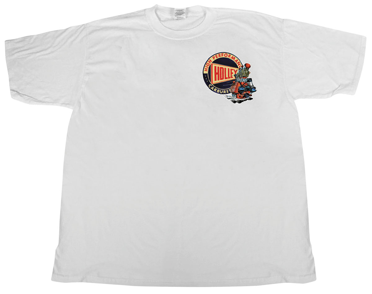 Photo of Holley Speed & Power T-Shirt