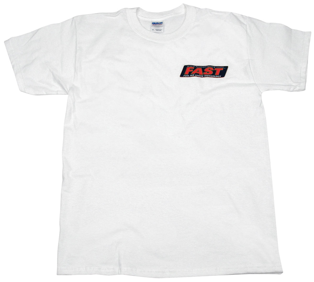Photo of FAST Logo T-Shirt white