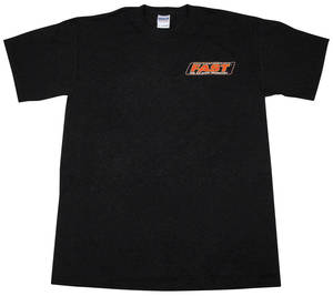 FAST Logo T-Shirt Black