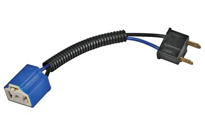 1978-88 Malibu Headlight Bulb Adapter Plug For Delta