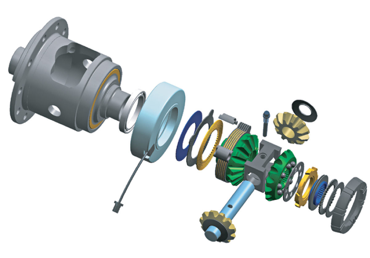 Photo of Differential, Ected