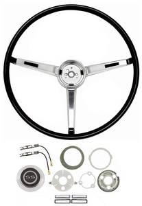 Chevelle Steering Wheel Set, 1967 Reproduction Super Sport
