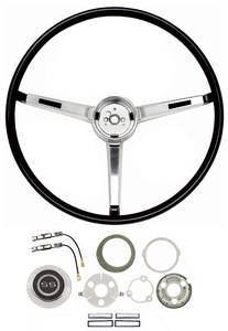 El Camino Steering Wheel Set, 1967 Reproduction Super Sport