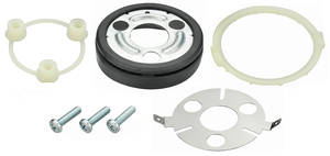 1967-1967 Riviera Horn Cap Mounting Kit Deluxe Wheel