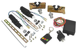 1978-1988 Monte Carlo Door & Trunk Opener Sets (Remote) 2-dr.