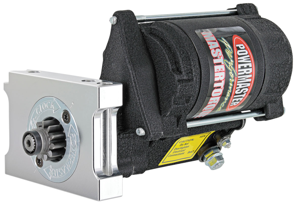 Photo of Starter, Master Torque 180-Ft./Lbs. 153/168-tooth