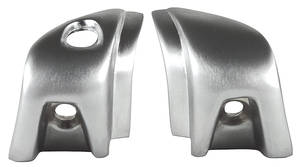 1968-72 Skylark Convertible Top Latch Receptacles