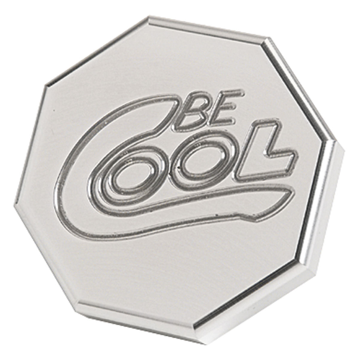 Photo of Bonneville Radiator Cap octagon