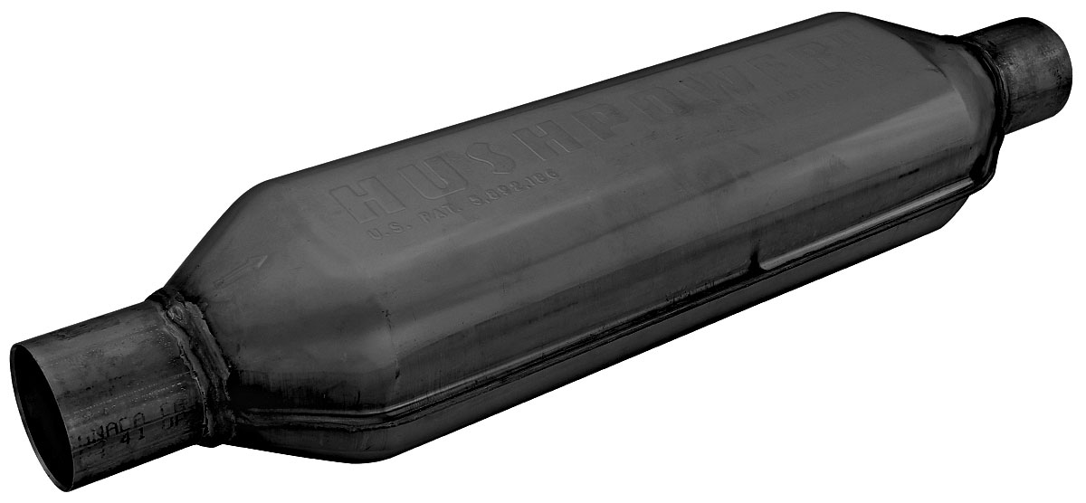 "Photo of Muffler, Hush Power II T304 (2-1/4"" I/O)"