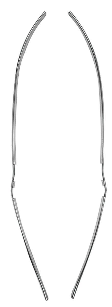Cutlass/442 Door Edge Guard, Reproduction Fits 1968-69
