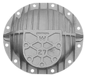 1970-72 Cutlass Differential Cover, Olds W-27 Aluminum 12-Bolt Chevy