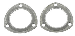 "1964-77 Chevelle Pressure Master Collector Gaskets 3-1/2"" Diameter Replacement Center"