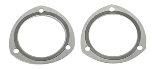 "1964-1977 Chevelle Pressure Master Collector Gaskets 3-1/2"" Diameter, by Hooker"