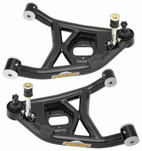 1964-72 LeMans Control Arms, Lower Front w/Del-A-Lum